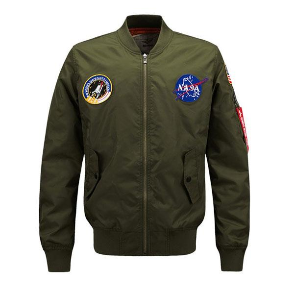NASA Ma-1 Bomber Jacket