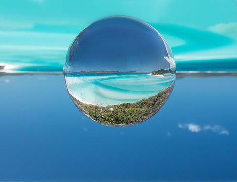 Lensball Whitsundays
