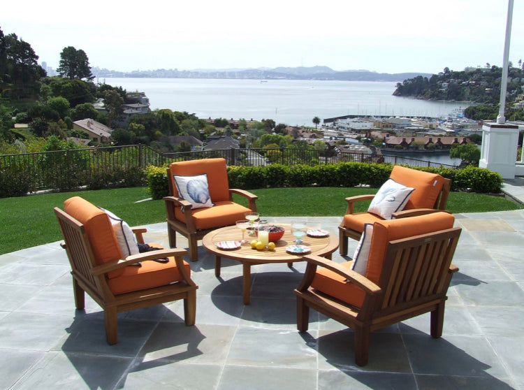 Picking the Right Patio Set for Your Backyard Oasis