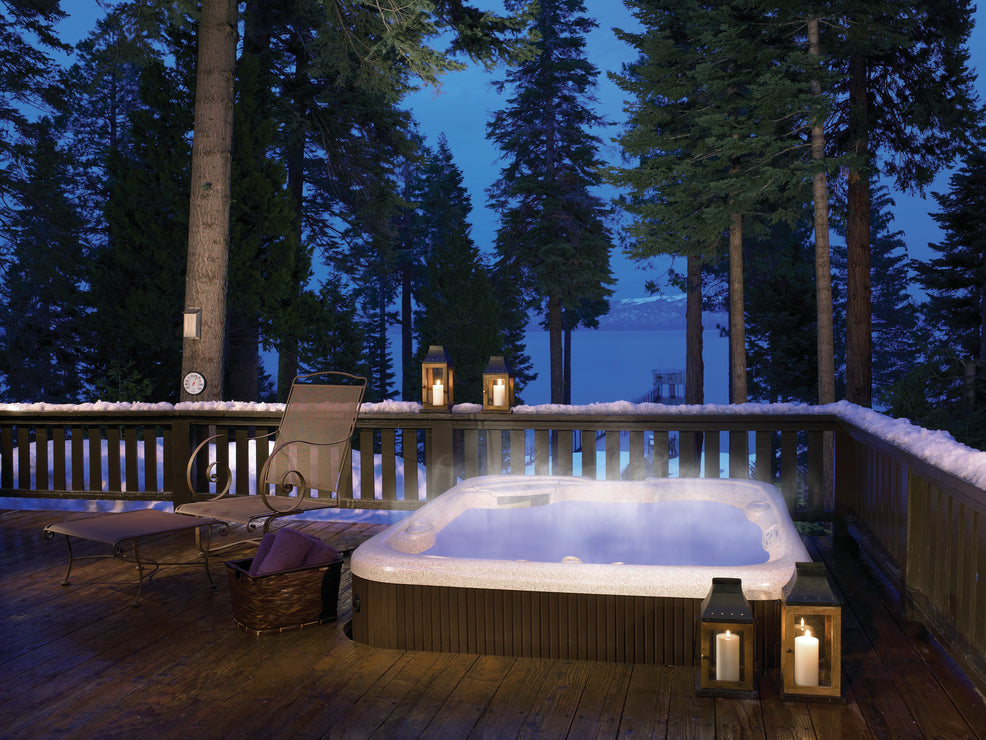 5 Benefits of Using Your Hot Tub During the Winter