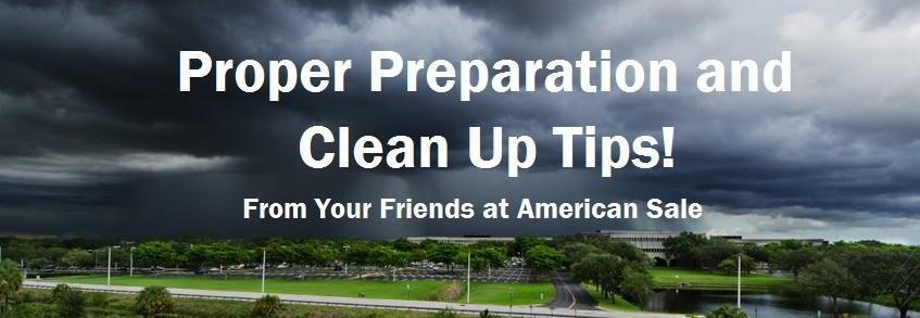 Storm Prep and Clean-Up Tips for Your Backyard!