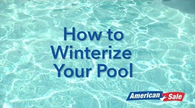 How to Close Your Pool- Part 1- Selecting the Right Winter Cover
