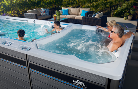 The Benefits of an Endless Pool Fitness System are...ENDLESS