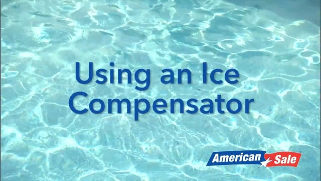 How to Close Your Pool- Part 2- Using an Ice Compensator