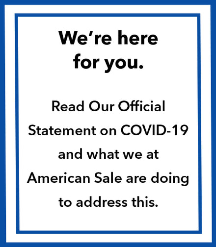 Read our official statement on COVID-19