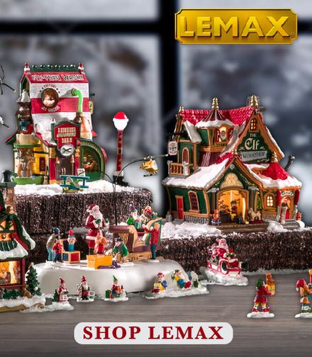 Shop Holiday Lemax