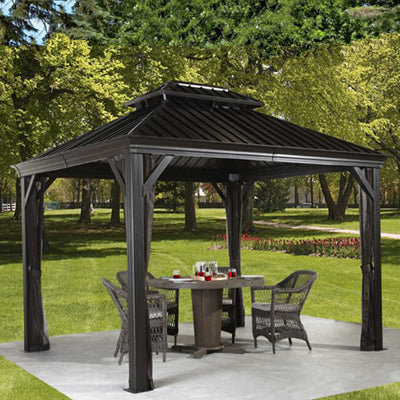 North Aurora Patio Sun shelter