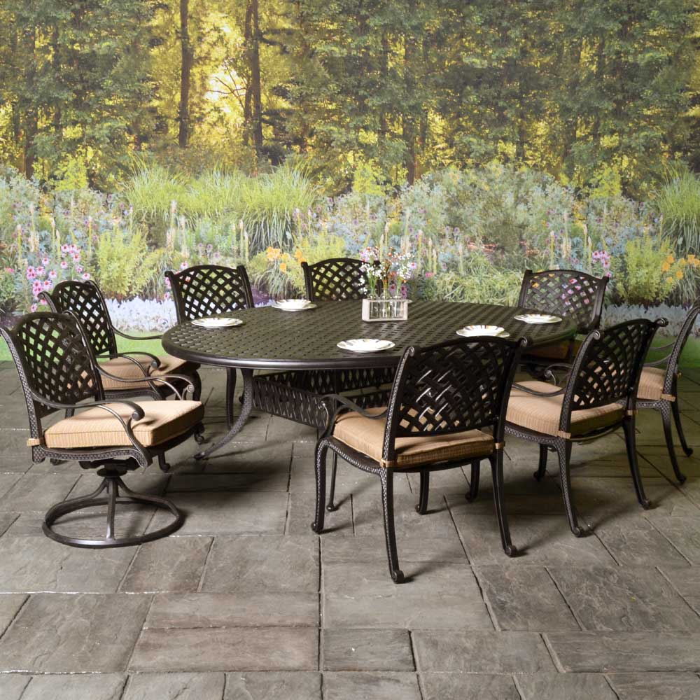 Beau St. Charles Outdoor Furniture