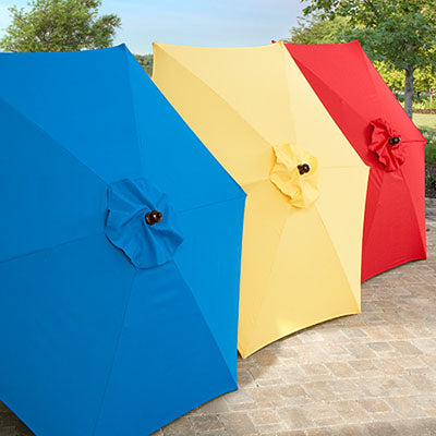 Wood Dale Patio Umbrellas