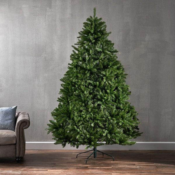 7.5' Vail Spruce Artificial Christmas Tree | Quick Set ...