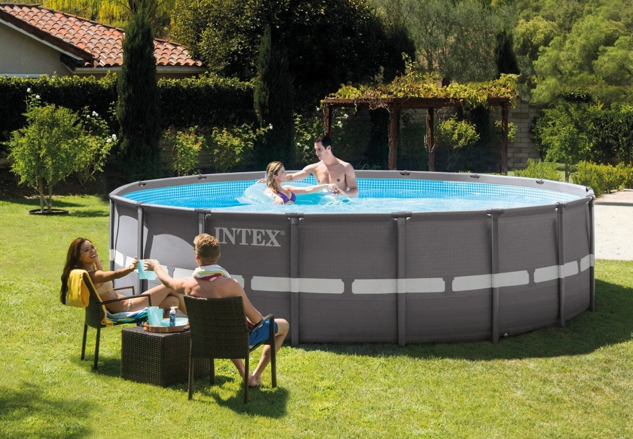Intex Pool, Intex 16\' x 48\