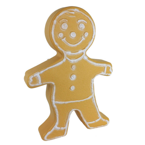 Gingerbread boy/girl blow molded Christmas Decoration