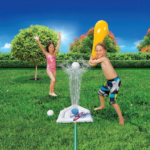 Backyard - Banzai Inflatable Grand Slam 'N Splash