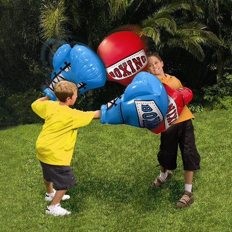 Backyard - Banzai Mega Inflatable Boxing Gloves