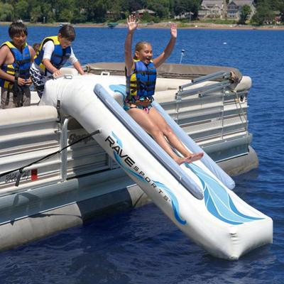 Backyard - Rave Sports Inflatable Pontoon Slide
