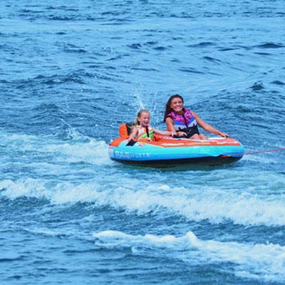 Backyard - Rave Sports Tirade II 2 Person Towable Tube