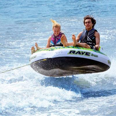 Backyard - Rave Sports Warrior 2 Person Towable Tube