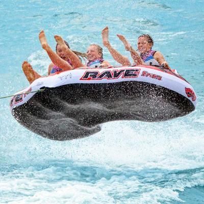 Backyard - Rave Sports Warrior 3 Person Towable Tube
