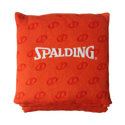 Backyard - Spalding Tournament Set Of 4 Orange Corn Hole Bags