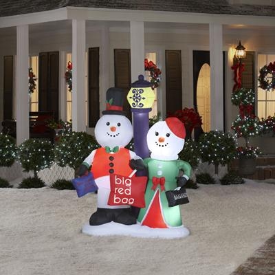 Outdoor Christmas Decorations Christmas Inflatables Christmas
