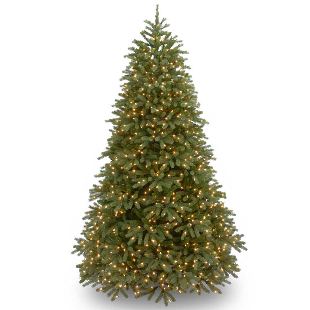majestic spruce powerconnect pre lit artificial christmas tree