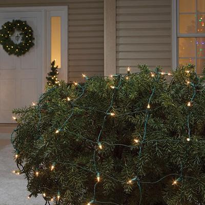 new style 4ffd4 06ae9 6' x 4' StayLit Net-Style Christmas Lights by Sylvania