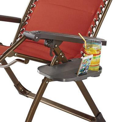 Beach Chair Side Table Relaxer And Beach Chair Side