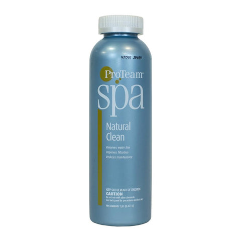 Spa And Wellness - ProTeam Spa Natural Clean