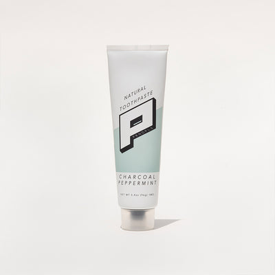 Charcoal Peppermint Toothpaste - SHIPS AUGUST
