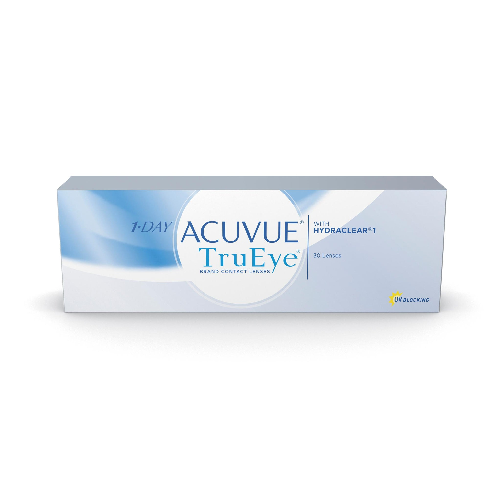 2f58ec76850d7 1-Day Acuvue TruEye 30 Pack. Vistakon-Johnson   Johnson