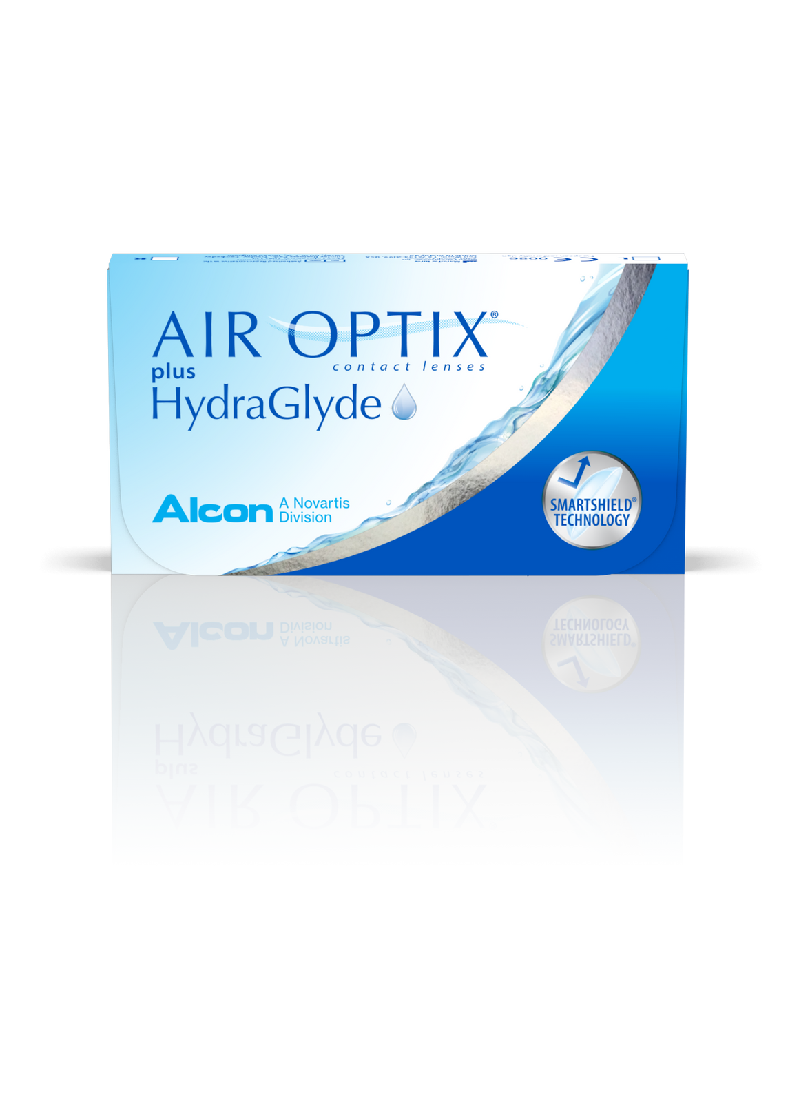 Air Optix Plus HydraGlyde 6 Pack