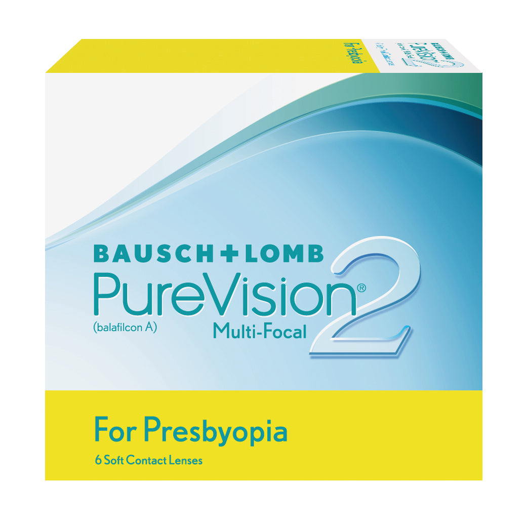 PureVision 2 for Presbyopia 6 Pack