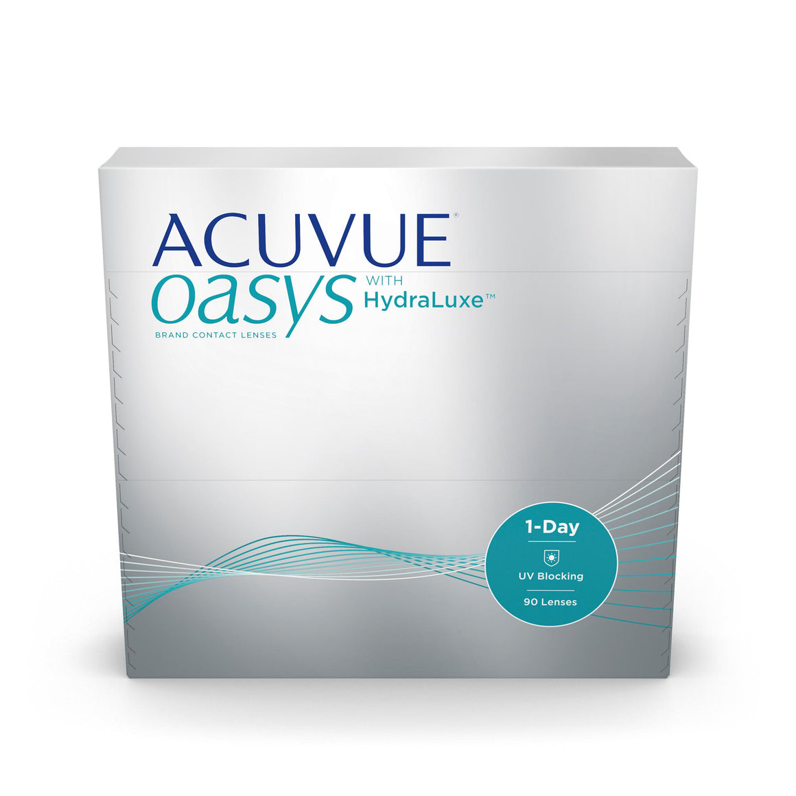 Acuvue Osys with HydraLuxe 1-Day 90 Pack