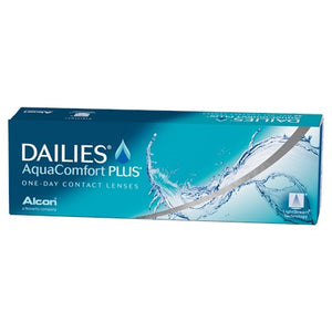 Dailies Aqua Comfort Plus 30 Pack