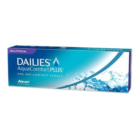 Dailies Aqua Comfort Plus Multifocal 30 Pack