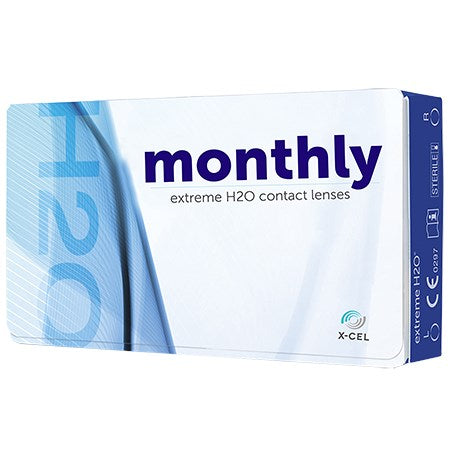 Extreme H2O Monthly 6 Pack