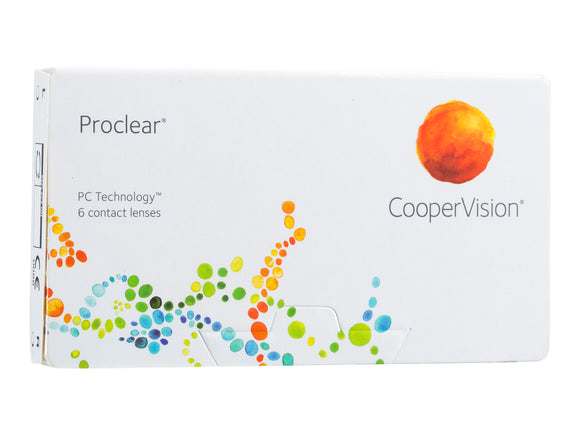 Proclear (Compatibles) 6 Pack