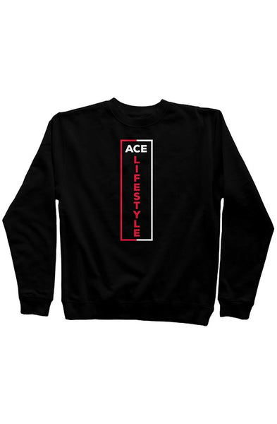Ace block color black