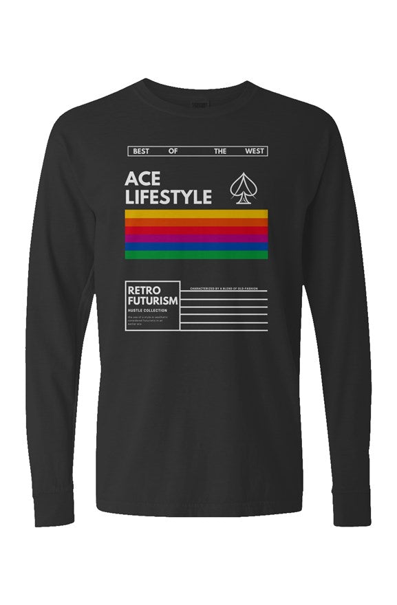 Ace Retro Futurism - Black