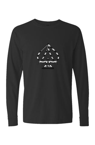 Ace Black America Long Sleeve - Black