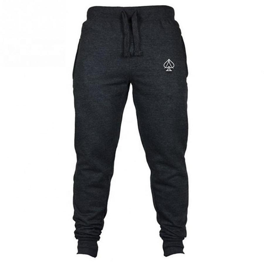 Ace Joggers - Dark Heather Gray