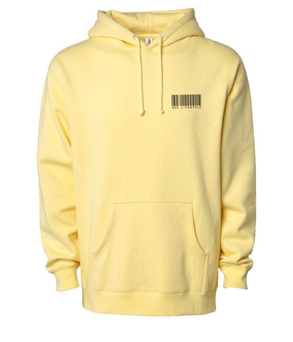 Ace Barcode Hoodie