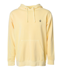 Ace Fleece Hoodie - Pigment Yellow