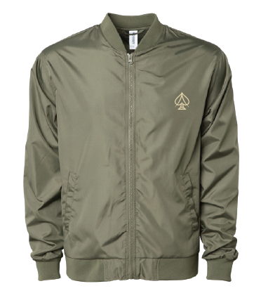 Ace Lightweight Bomber Jacket