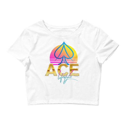 Ace Moonrise Crop Top