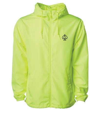 Ace Neon Windbreaker