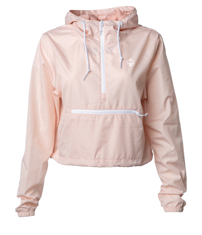 Ace Lightweight Women's Crop Windbreaker