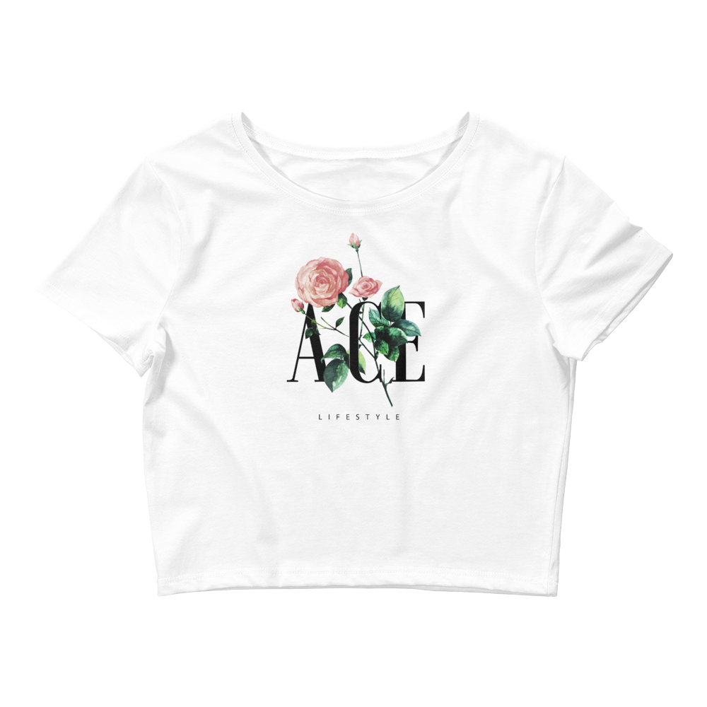 Ace Blossom Crop Top