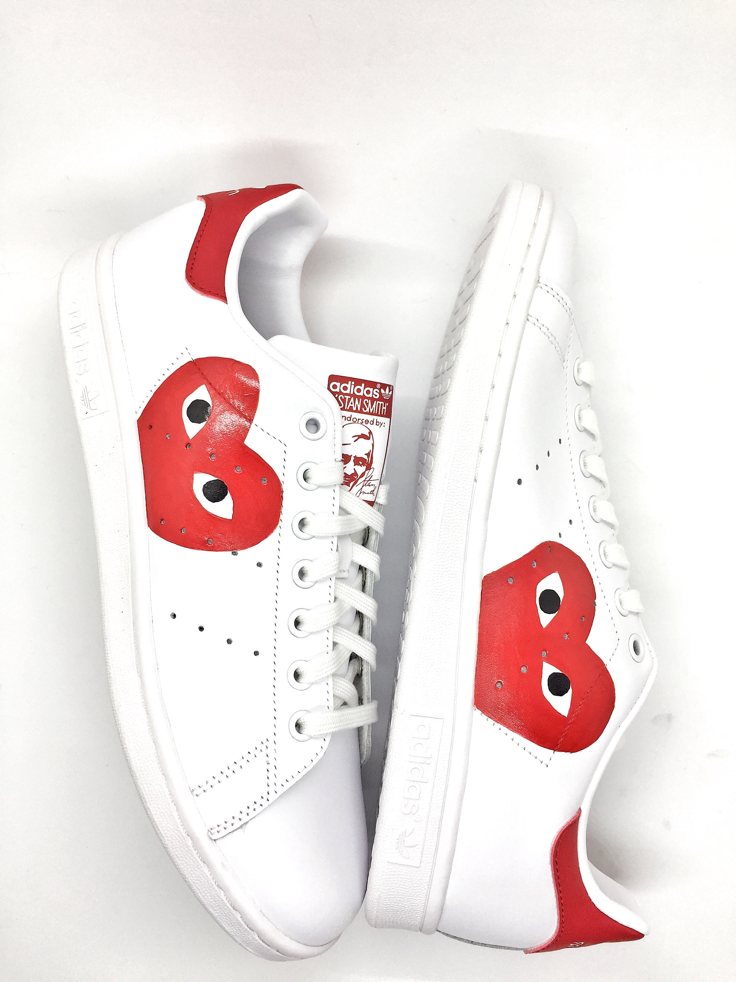 separation shoes a1f24 db46a STAN SMITH COMME DES GARÇONS | MCUSTOMZ shoes shop