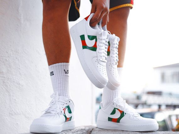 AIR FORCE 1 Gucci think